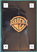Warner Bros <p><i> Original 12 Page 1991 Release Brochure </i></P>