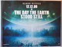 Day The Earth Stood Still (The) <p><i> (Teaser / Advance Poster) </i></p>