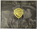 75 YEARS OF WARNER BROS. PICTURES ENTERTAINING THE WORLD Book - FRONT