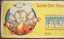 AN AMERICAN TAIL : FIEVEL GOES WEST Cinema BANNER Left