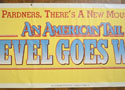 AN AMERICAN TAIL : FIEVEL GOES WEST Cinema BANNER Middle