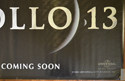 APOLLO 13 Cinema BANNER – Front Bottom Right View