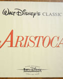 THE ARISTOCATS Cinema BANNER Middle