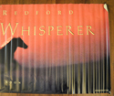 THE HORSE WHISPERER Cinema BANNER - Right