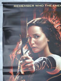 THE HUNGER GAMES : CATCHING FIRE Cinema BANNER Top Left