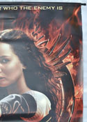 THE HUNGER GAMES : CATCHING FIRE Cinema BANNER Top Right