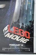THE LEGO MOVIE Cinema BATMAN BANNER Bottom Right