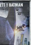 THE LEGO MOVIE Cinema BATMAN BANNER Top Right