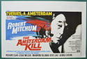 Amsterdam Kill (The) <p><i> (Original Belgian Movie Poster) </i></p>