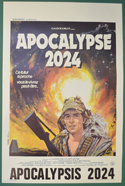 Apocalypse 2024 <p><i> (Original Belgian Movie Poster) </i></p>