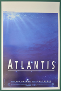 Atlantis <p><i> (Original Belgian Movie Poster) </i></p>