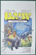 Baby - Secret Of The Lost Legend <p><i> (Original Belgian Movie Poster) </i></p>