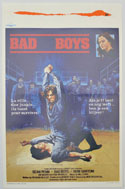 Bad Boys <p><i> (Original Belgian Movie Poster) </i></p>