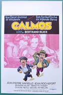 Calmos <p><i> (Original Belgian Movie Poster) </i></p>
