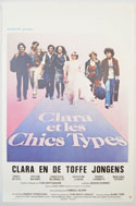 Clara et les Chics Types <p><i> (Original Belgian Movie Poster) </i></p>