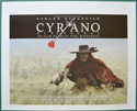 Cyrano de Bergerac <p><i> (Original Belgian Movie Poster) </i></p>