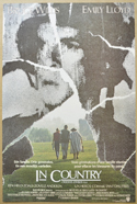 In Country <p><i> (Original Belgian Movie Poster) </i></p>