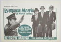 La Grande Maffia <p><i> (Original Belgian Movie Poster) </i></p>