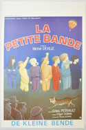 La Petite Bande <p><i> (Original Belgian Movie Poster) </i></p>