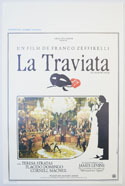 La Traviata <p><i> (Original Belgian Movie Poster) </i></p>