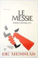 Le Messie <p><i> (Original Belgian Movie Poster) </i></p>