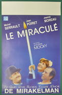 Le Miracule <p><i> (Original Belgian Movie Poster) </i></p>
