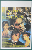 Le Neveu De Beethoven <p><i> (Original Belgian Movie Poster) </i></p>