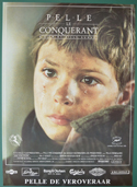 Pelle The Conqueror <p><i> (Original Belgian Movie Poster) </i></p>