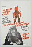 Possession of Joel Delaney (The) <p><i> (Original Belgian Movie Poster) </i></p>