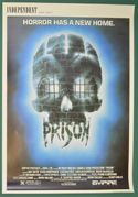 Prison <p><i> (Original Belgian Movie Poster) </i></p>