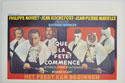 Que La Fete Commence <p><i> (Original Belgian Movie Poster) </i></p>
