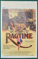 Ragtime <p><i> (Original Belgian Movie Poster) </i></p>