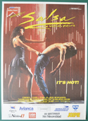 Salsa : The Motion Picture <p><i> (Original Belgian Movie Poster) </i></p>