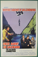 Salzburg Connection (The)  <p><i> (Original Belgian Movie Poster) </i></p>