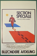 Section Speciale <p><i> (Original Belgian Movie Poster) </i></p>