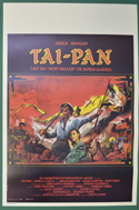 Tai-Pan <p><i> (Original Belgian Movie Poster) </i></p>