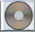 007 : A VIEW TO A KILL Original CD Soundtrack (CD face)