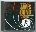 007 : THE BEST OF JAMES BOND 30TH ANNIVERSARY COLLECTION Original CD Soundtrack (front)