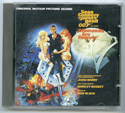 007 : DIAMONDS ARE FOREVER Original CD Soundtrack (front)