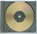 007 : LIVE AND LET DIE Original CD Soundtrack (CD face)