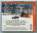 007 : THE LIVING DAYLIGHTS Original CD Soundtrack (back)