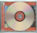 007 : THE LIVING DAYLIGHTS Original CD Soundtrack (CD face)