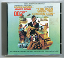 007 : THE MAN WITH THE GOLDEN GUN Original CD Soundtrack (front)