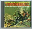 007 : Thunderball <p><i> Original CD Soundtrack </i></p>
