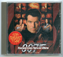 007 : Tomorrow Never Dies <p><i> Original CD Soundtrack </i></p>