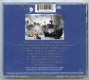 1492 CONQUEST OF PARADISE Original CD Soundtrack (back)
