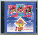 A LEAGUE OF THEIR OWN Original CD Soundtrack (front)