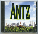 Antz <p><i> Original CD Soundtrack </i></p>