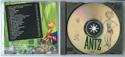 ANTZ Original CD Soundtrack (Inside)