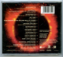ARMAGEDDON - THE ALBUM Original CD Soundtrack (back)